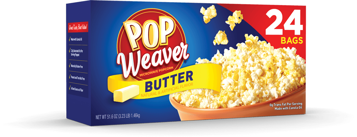Pop Weaver Butter image